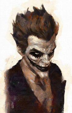 Arkham Origins Joker - Marco Turini