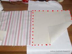 Ježikůže HandMade: Velká jarní taška - návod Napkins, Tableware, Handmade, Tote Bags, Scrappy Quilts, Dinnerware, Hand Made, Towels, Dinner Napkins