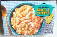 Trader Joe's Gluten Free Mac & Cheese Mac Cheese, Macaroni And Cheese, Gluten Free Mac And Cheese, Trader Joe's, Frozen, Ethnic Recipes, Food, Mac And Cheese, Mac And Cheese