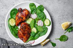 No breading air fryer chicken breast that is tender, juicy and cooked to perfection. Air Fryer Recipes Chicken Breast, Air Fryer Oven Recipes, Air Frier Recipes, Air Fryer Dinner Recipes, Chicken Recipes, Best Instant Pot Recipe, Good Healthy Recipes, Indian Food Recipes, Cooking Recipes