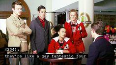 Haha!GAY OTPs ALL THE WAY!