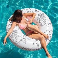 Designer must have inflatables Pool Floats, Instagram Feed, Sunday, Outdoor Decor, Design, Domingo