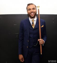 """Distinguished Gentleman: Jidenna's Guide To Being A """"Classic Man"""" 