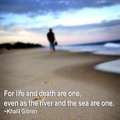 Khalil Gibran on Life and Death Khalil Gibran Quotes, Kahlil Gibran, Great Quotes, Me Quotes, Inspirational Quotes, Poetry Journal, Spiritual Wisdom, Life And Death, Beautiful Words