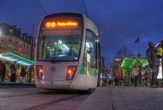Paris has a new tramway!