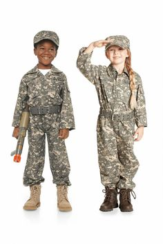 Desert Army Soldier Costume for Kids | Chasing Fireflies