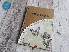 Notizblock Vintage von FrolleinKarLa auf Etsy