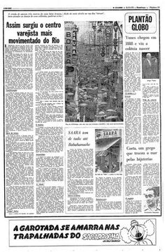 05 de Novembro de 1972, Matutina, Geral, página 21