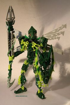 Bionicle MOC: Air Titan by Rahiden on deviantART