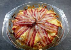 Hungarian Desserts, Hungarian Recipes, Cabbage, Bacon, Food And Drink, Dishes, Vegetables, Cooking, Gourmet