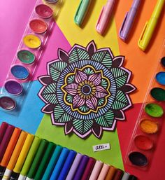 Dibujos Zentangle Art, Pastel, Drawings, Artist, World, Mandalas, Cake, Artists, Sketches
