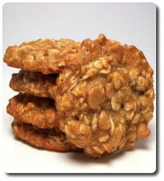 Culinary in the Desert: Peanut Butter Banana Oatmeal Cookies