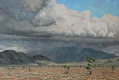 Clearing Up Landscape Paintings, Art, Art Background, Kunst, Landscape, Performing Arts