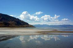 Lielais Sālsezers - lielākais sālsūdens ezers rietumu puslodē. Šis ezers ir devis nosaukumu Soltleiksitijai – pilsētai, netālu no kuras tas atrodas.