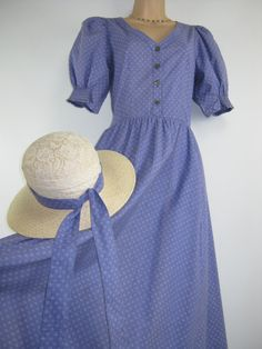 LAURA ASHLEY Vintage English Country Girl by VINTAGELAURAASHLEY, £125.00
