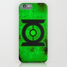 Green Lantern iPhone 6s Slim Case