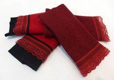 Stulpen mit Rüschenband Half Gloves, Blog, Crochet, Pattern, Fashion, Wrist Warmers, Scrappy Quilts, Craft, Feltro