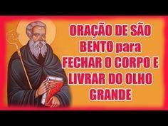 Oração poderosa de São Bento contra a inveja - YouTube
