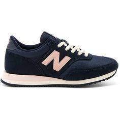 New Balance 620 Sneaker ( 75) ❤ liked on Polyvore featuring shoes, sneakers, b34f933e9b67