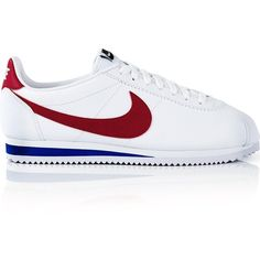 Nike Classic Cortez Leather Trainers (3.125 RUB) ❤ liked on Polyvore  featuring shoes 39e02d729