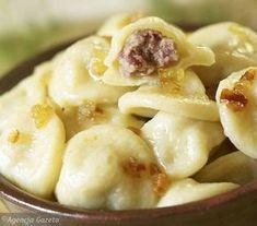 Kołduny Falafel, Bread Dumplings, Polish Recipes, Polish Food, Brunch, Ravioli, Macaroni And Cheese, Food To Make, Clean Eating