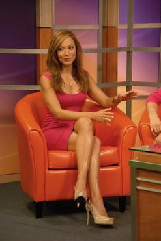 We were really looking forward to sharing these Satcha Pretto legs pictures taken in Dallas, Texas at Univision when Satcha Pretto stopped by. Description from legcross.com. I searched for this on bing.com/images