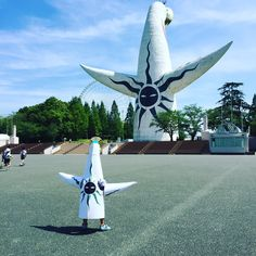 Haha Funny, Funny Cute, Funny Kids, Cute Kids, Helloween Party, Tourist Spots, World's Fair, Funny Design, Osaka