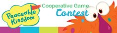 Peaceable Kingdom Cooperative Games Giveaway! Ends August 7, 2016.