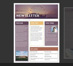 A few collections of free newsletter templates designed for teachers, school events, kids, students and other related educational purposes. All template Newsletter Format, Company Newsletter, Printable Letter Templates, Business Newsletter Templates, Classroom Newsletter Template, Templates Free, Writing Template, Print Templates, Word Templates