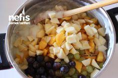 Meyve Dilim Muhallebi – Nefis Yemek Tarifleri Oatmeal, Breakfast, Food, The Oatmeal, Morning Coffee, Rolled Oats, Essen, Meals, Yemek