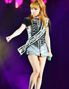 Don't look at the haters and carry on, queen...! #bom #2ne1