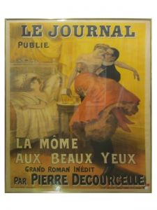 """Le Journal"" by Georges Redon, 1904.    #lhx #lhexchange #lesliehindman"