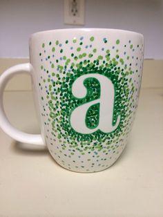 Coffee Mug flora craft