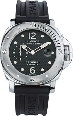 Luminor Submersible Regatta - 44mm PAM00199 - Collection Luminor - Officine Panerai Watches