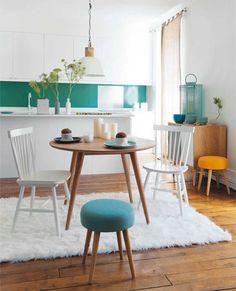 Seis sillas para actulizar la decoracion de casa
