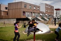 58 logements intermédiaires, Valenton, Trévelo & Viger-Kohler Architectes Urbanistes - TVK - Realisation