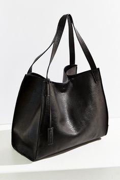 Silence + Noise Modern Tote Bag