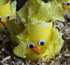 Easter Kids' Things to Make: 4 Activities for Preschoolers from @AllFreeKidsCrafts