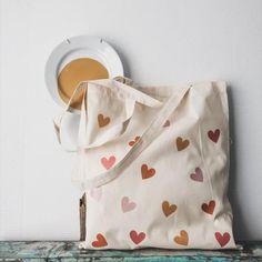 Sacs Tote Bags, Diy Tote Bag, Canvas Tote Bags, Cute Tote Bags, Diy Bags, Painted Bags, Reusable Grocery Bags, Market Bag, Cotton Tote Bags