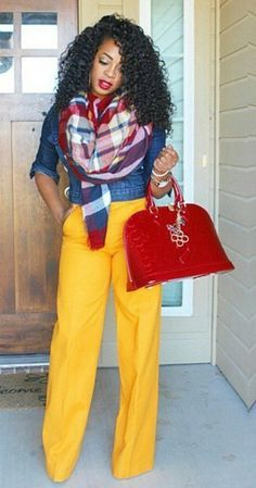 Love the Colors!! Moda Outfits, Fall Outfits, Formal Outfits, Casual Outfits, Cute Outfits, Work Fashion, I Love Fashion, Passion For Fashion, Fashion Tips