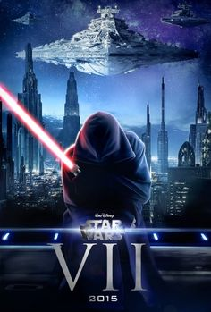 Star Wars Episode VII Fan Poster