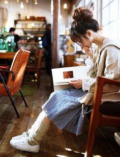 お家の外にも居場所をつくろう自分と向き合える素敵なブックカフェ@東京