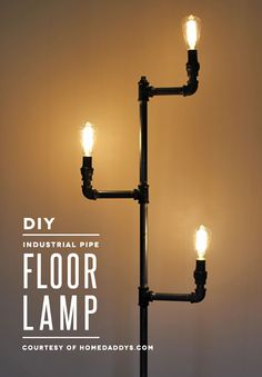 Lamps, Lights & Shades: 18 simple and clever DIY projects | Blog of Francesco Mugnai