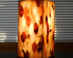 Natural Stone Lamp Onyx Modern TWISTED by INSPIREDSTONEWORK