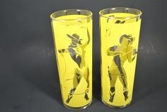 Hey, I found this really awesome Etsy listing at https://www.etsy.com/listing/230846720/frosted-tumblers-cowboy-and-cowgirl-mid
