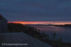 Sunset Glow 3 by Svein Arne Grønnevik