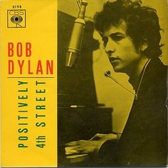 Bob Dylan - Positively 4th Street (Vinyl) at Discogs