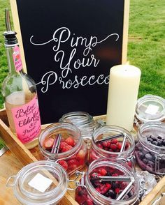 How to pimp your wedding day prosecco