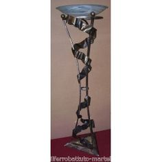 Wrought Iron Floor Lamp. Customize Realizations. 483