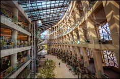 Biblioteca Pública de Salt Lake City – Salt Lake City, EUA